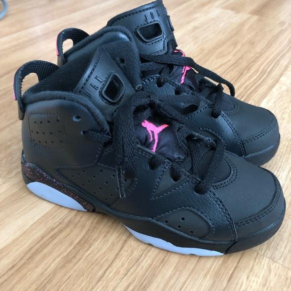 Toddler Girls Jordan 6 Retro GP Sneakers 1192c3de0